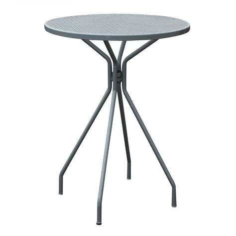 41 quot height vintage outdoor patio bar cocktail table