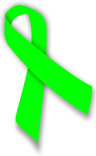 hodgkin s lymphoma ribbon color awareness ribbon lime green non hodgkin lymphoma my