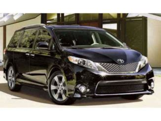 2018 toyota sienna archives new cars magazine