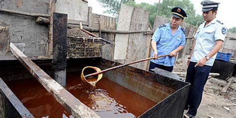 Minyak Goreng Di Pekanbaru jual minyak goreng dari limbah selokan pria china