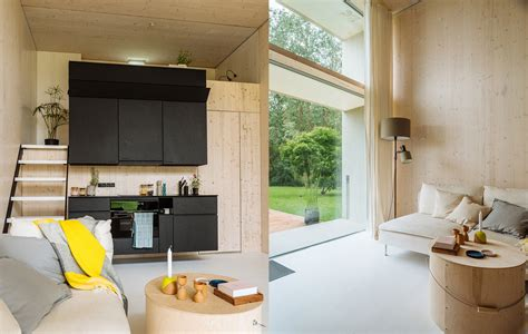 koda haus koda is a tiny solar powered house that can move with its