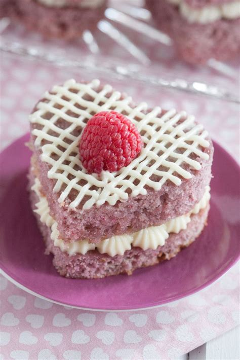 valentines day cake recipes fresh raspberry mini cakes goodie godmother a recipe