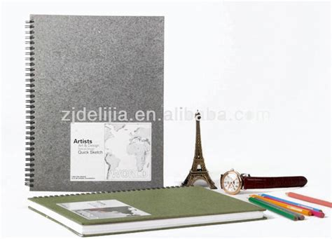 a3 size sketchbook holder high quality larger stock fashion drawing paper a4 size