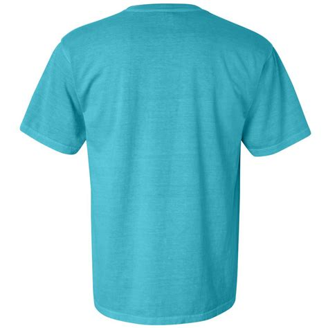 ice blue comfort colors comfort colors 1717 garment dyed heavyweight ringspun