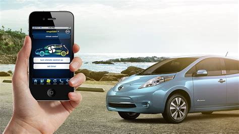 nissan apps nissanconnect ev app disabled due to security vulnerabality