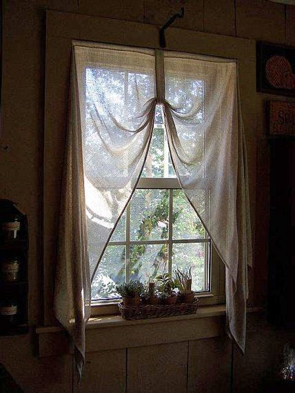 Primitive Window Curtains Primitive Curtains For Warm And Friendly Effects In The Home Interior Camilleinteriors