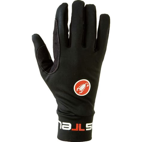 bike gloves castelli lightness glove men s competitive cyclist