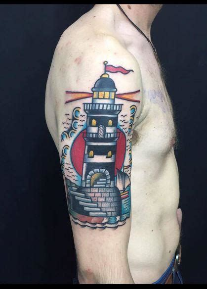 tattoo london reddit first tattoo lighthouse by dani queipo seven doors