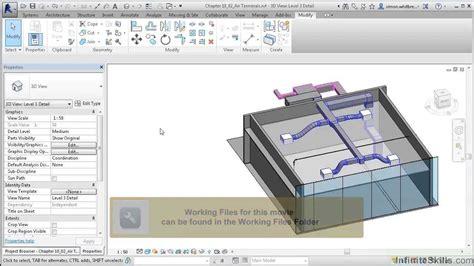 tutorial revit mep 2014 revit mep 2014 tutorial air terminals and mechanical