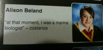 funniest yearbook quotes  gallery