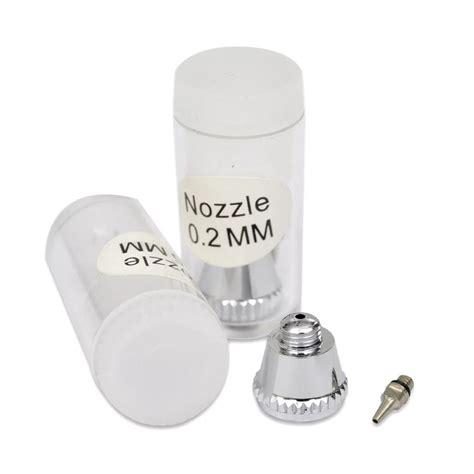 Airbrush Nozzle 02 Mm vidaxl co uk airbrush set 0 2 0 3 0 5 mm nozzles