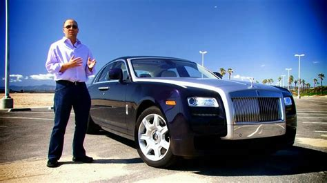 roll royce rois first drive 2011 rolls royce ghost youtube