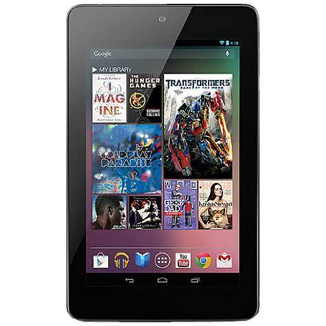 asus nexus 7 inch asus nexus 7 inch tablet 32gb black manufacturer grade a refurb computing thehut