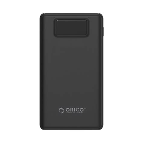 orico scharge polymer power bank l8000