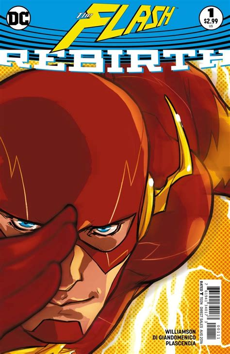 the flash rebirth preview the flash rebirth 1 a new era for the speedster