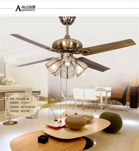 cheap rustic ceiling fans online get cheap rustic ceiling fans aliexpress com