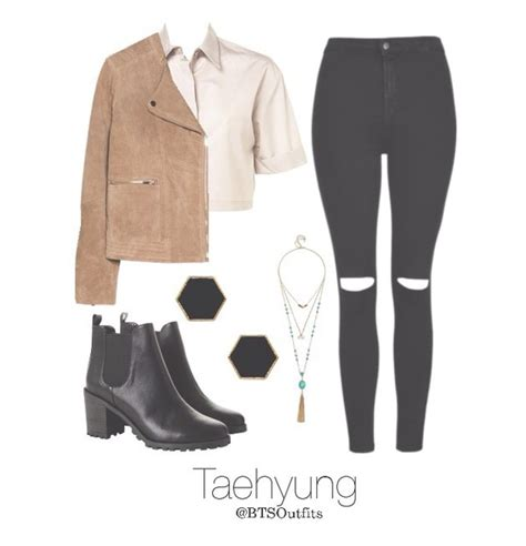 kim taehyung clothes blouse clothes jeans boots kpop bangtan bangtan