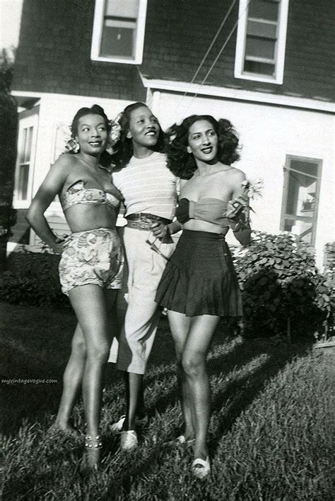 1940s Glam Made Modern Everyday by Stunning Vintage Photos Show The Of