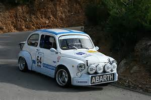 Fiat Abarth Rally Ooooohhhhhh Fiat 500 Abarth In Rally Trim