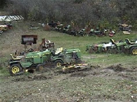 john deere garden tractors compact tractors  vintage