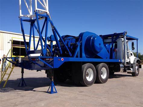 swabbing units elliott equipment company
