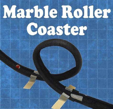 How To Make A Paper Roller Coaster Step By Step - project based engineering for
