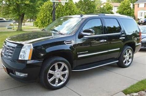 how can i learn about cars 2007 cadillac escalade parental controls find used 2007 cadillac escalade base sport utility 4 door 6 2l in buffalo new york united