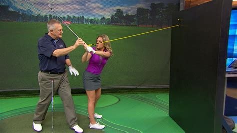 slice swing path full swing tips drills video lessons golf channel