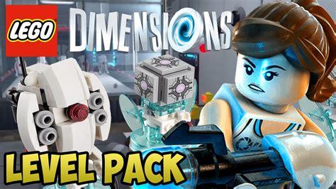 lego dimensions tutorial walkthrough lego dimensions a portal 2 adventure level pack