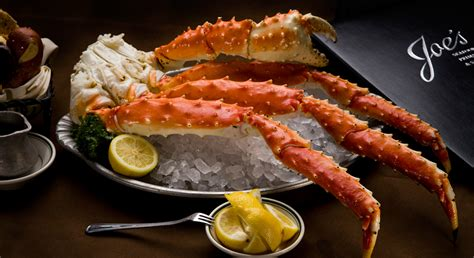 traveling to chicago and dining at joe s crab inside scoop sf