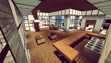 minecraft interior design kitchen minecraft house interior 08 minecraft pinterest