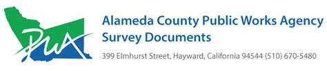 Alameda County Property Records Deeds Home Gt Works Agency Survey Documents Gt Alameda County