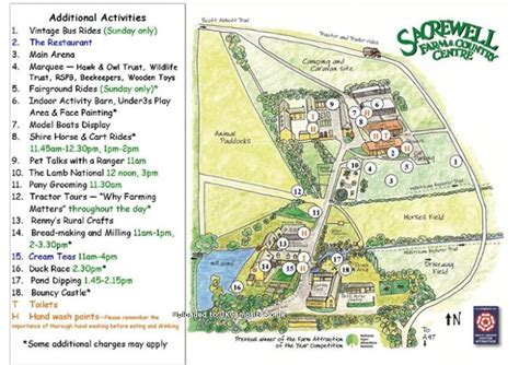 map uk unit 12 lakes farm sacrewell farm and country centre peterborough csites