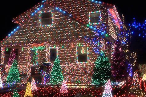 2016 christmas light displays cloverdale surrey