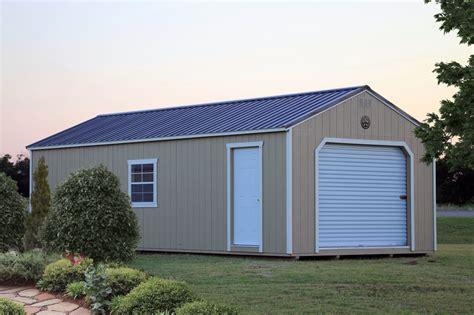 painted utility garage lonestar sheds llc