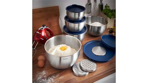 10 ozwhite ceramic baking bowls top 10 best mixing bowls 2018 your easy buying guide