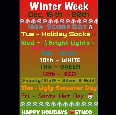 christmas week at school 1000 spirit week ideas on spirit week themes student council and spirit day ideas