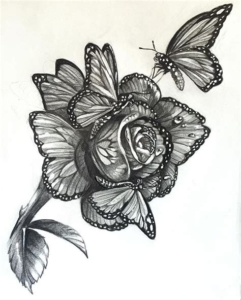 roses and butterfly tattoo designs when butterflies get together and make a i give you