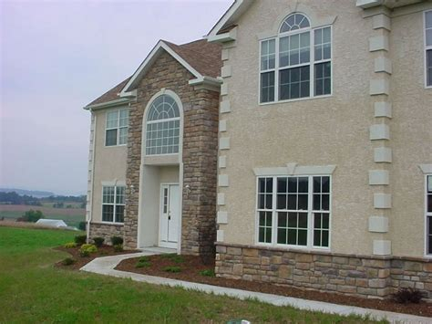 houses with stucco and siding stucco siding known as eifs