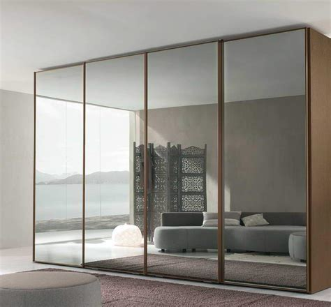 Stanley Bifold Mirrored Closet Doors Stanley Mirrored Closet Door Stanley Mirrored Sliding