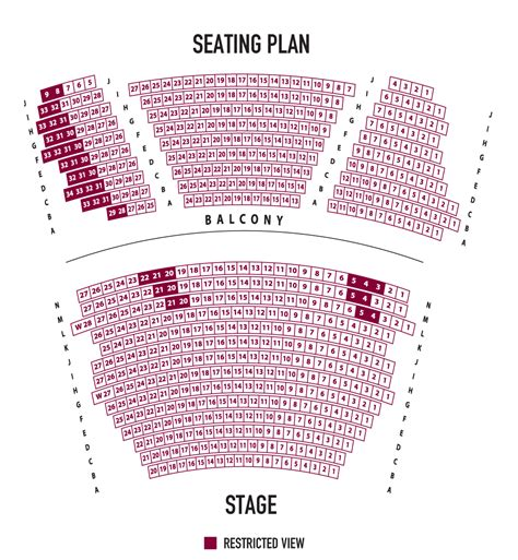 Belfast Opera House Seating Plan The Grand Opera House Belfast Seating Plan House And Home Design