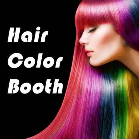 hair color booth for iphone hair color booth pro change hair styles to