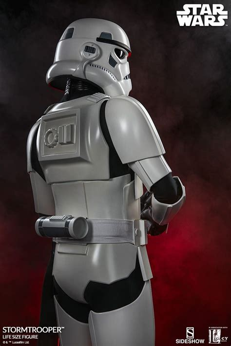 Sale Topeng Stormtrooper Starwars wars stormtrooper size sideshow collectibles