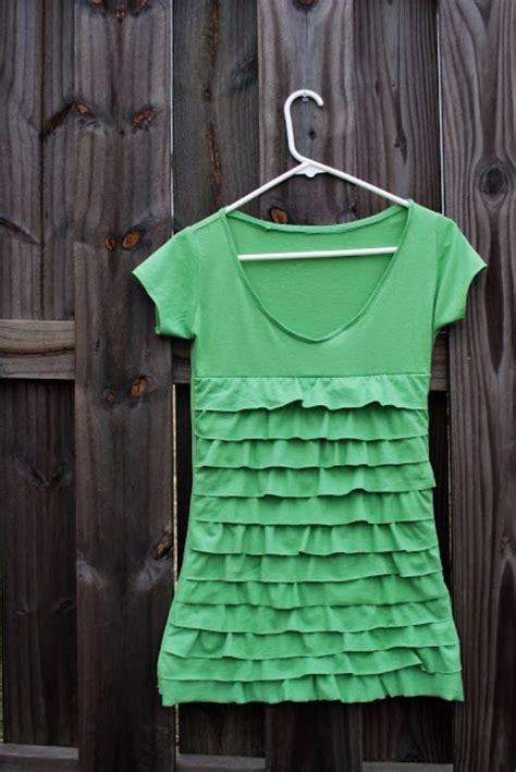 easy  shirt makeovers  creatively cool clothing