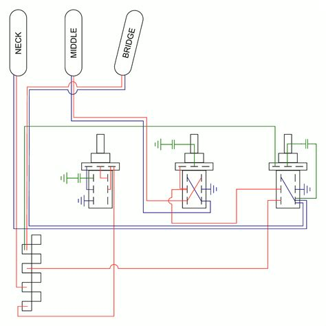 stratocaster wiring v1 wiring diagram components