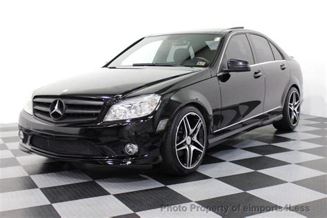 2010 mercedes c 300 2010 used mercedes c class c300 4matic sport package