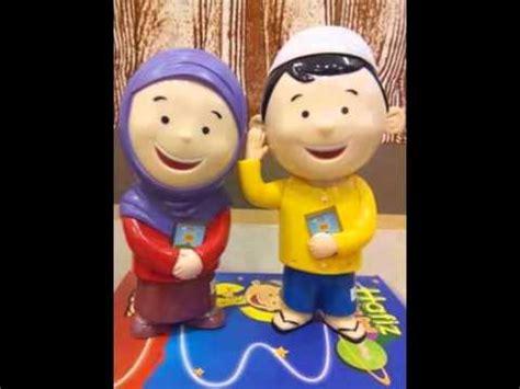 Murah Hafiz Doll Hafizah Doll 085720550344 harga boneka hafiz dan hafizah talking doll