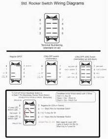 superwinch t1500 rocker switch wiring diagram 45 wiring