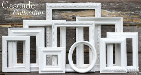 shabby chic wall picture frames white shabby chic picture frames shabby chic home decor