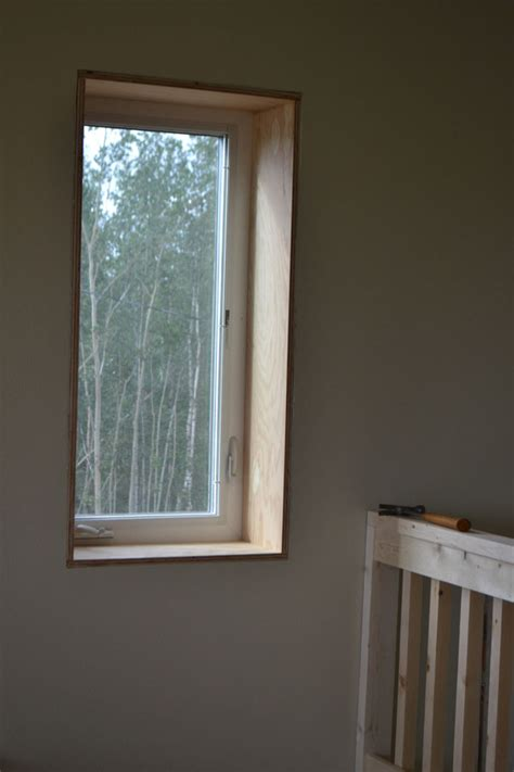 Door Jamb Extension by The Window Jamb Extensions Fit In Perfectly But We Ll